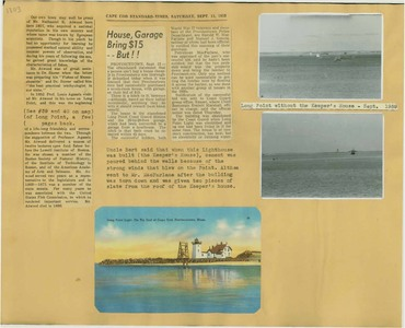 Scrapbooks of Althea Boxell (1/19/1910 - 10/4/1988), Book 10, Page 71