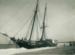Three Masted Schooner Wrecked at Race Run