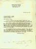Letter from Fritz Bultman to Senator Edward C. Stone