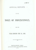 Annual Town Report - 1881